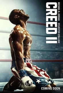 Widget creed ii poster