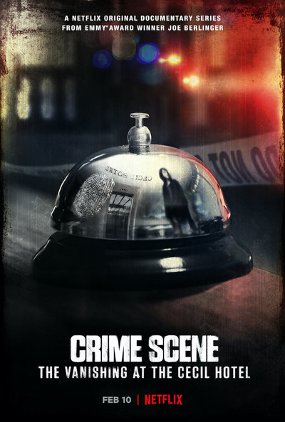 Crime Scene: The Vanishing at the Cecil Hotel movie poster