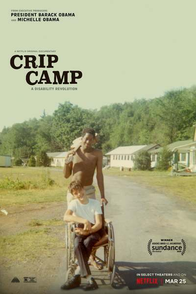 Crip Camp: A Disability Revolution movie poster