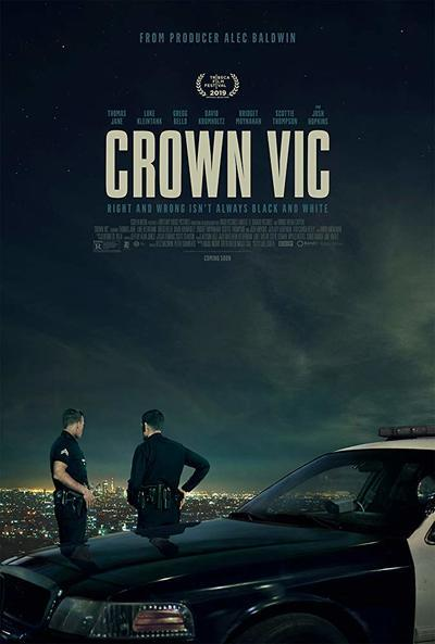 Crown Vic movie poster