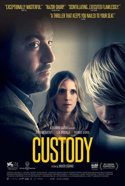 Custody Movie Poster