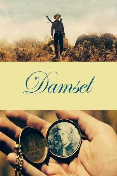 Damsel movie poster