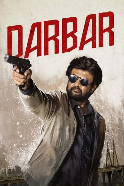 Darbar movie poster