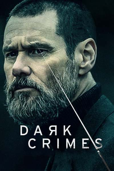 Dark Crimes Movie Poster