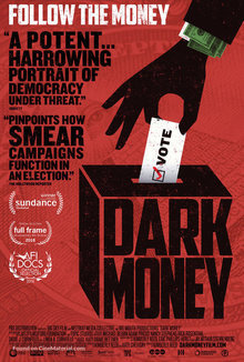 Widget dark money movie poster