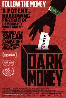 Widget dark money movie poster