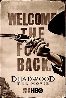 Widget deadwood poster