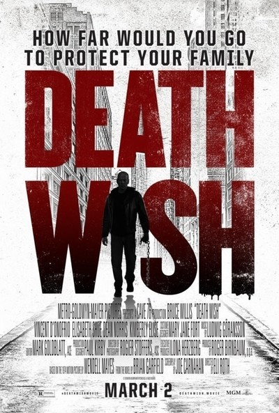 Death Wish Movie Review  Film Summary   Roger Ebert