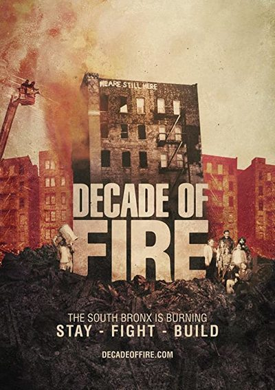 Decade of Fire movie poster