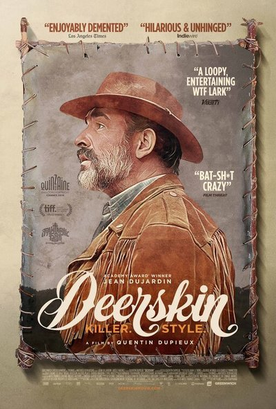 Deerskin movie poster