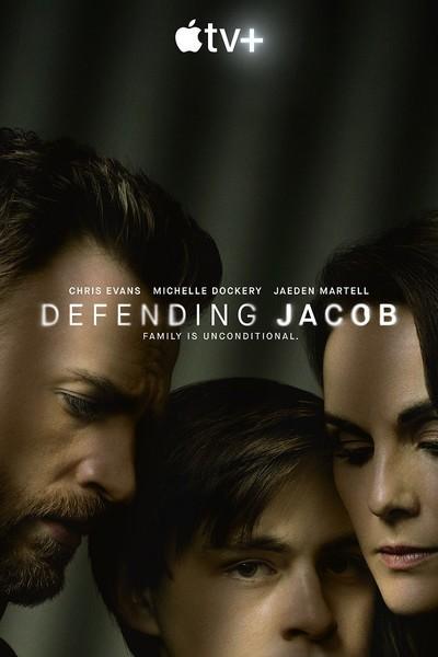 Defending Jacob movie poster