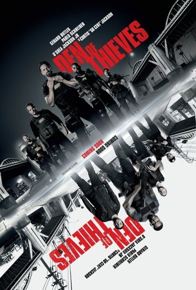 Den Of Thieves Movie Review  Film Summary   Roger Ebert