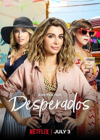 Desperados movie poster