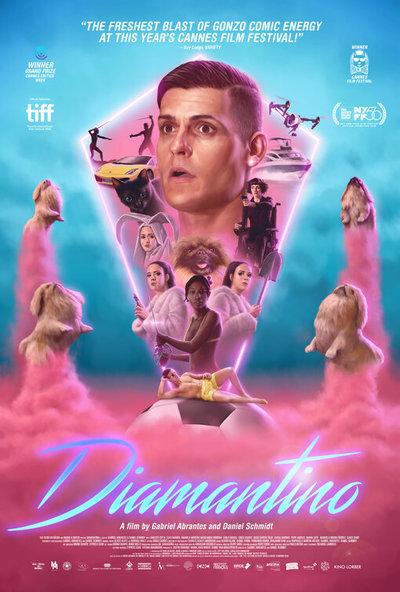 Diamantino movie poster
