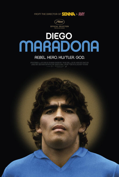 Diego Maradona movie poster