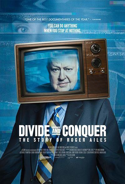 Divide and Conquer: The Story of Roger Ailes Movie Poster
