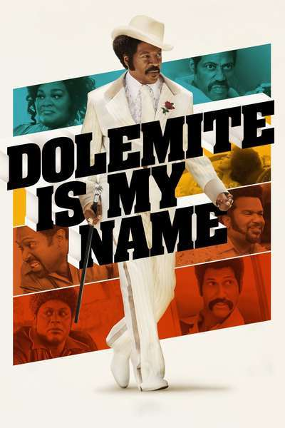 Dolemite Is My Name movie poster