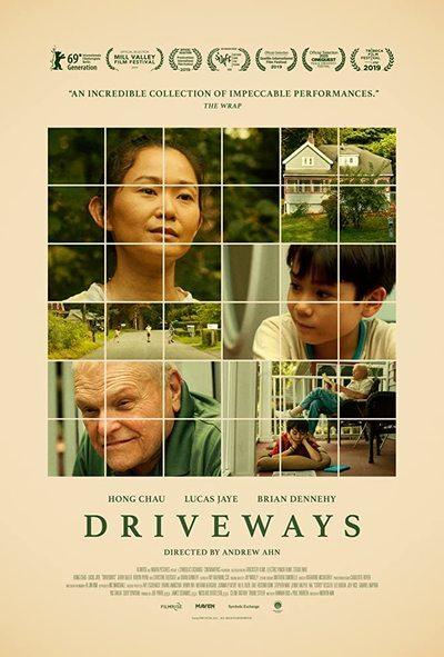Driveways movie poster
