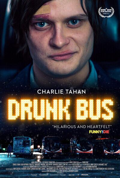 Drunk Bus movie poster