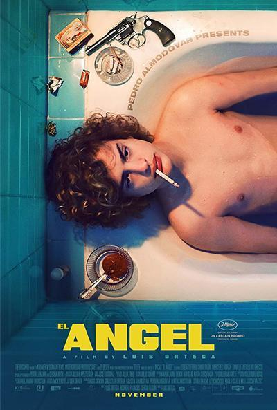 El Angel movie poster