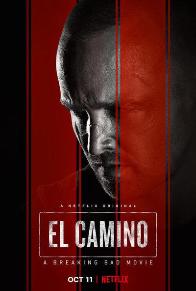 El Camino: A Breaking Bad Movie movie poster