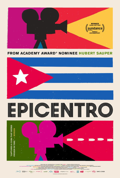 Epicentro movie poster