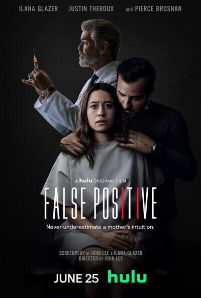 False Positive movie poster
