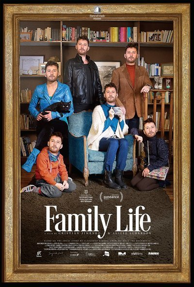 Family Life movie poster