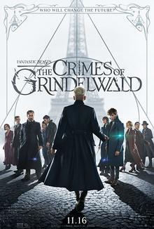 Widget grindelwald poster