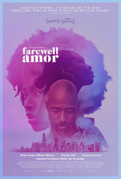 Farewell Amor movie poster