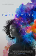 Thumb fast color poster