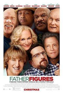 Widget father figures poster
