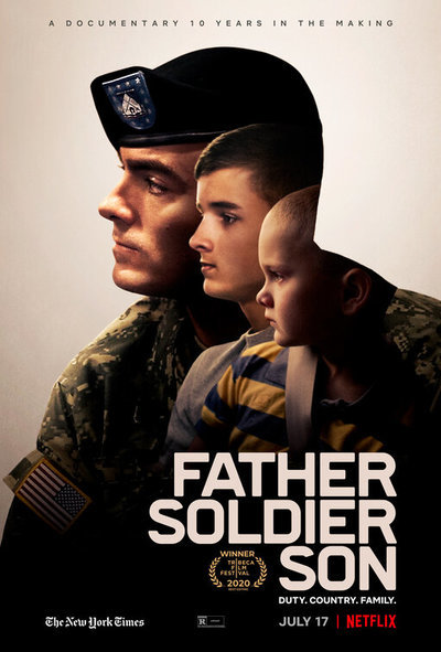 Father Soldier Son movie poster