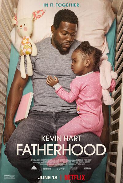 Fatherhood movie poster