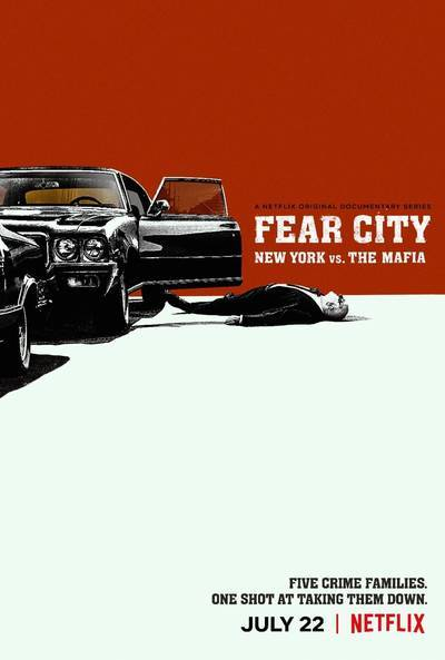 Fear City movie poster