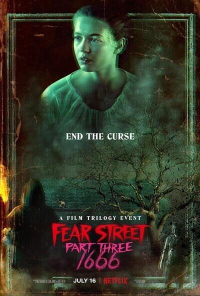 Fear Street Part Three: 1666 movie poster