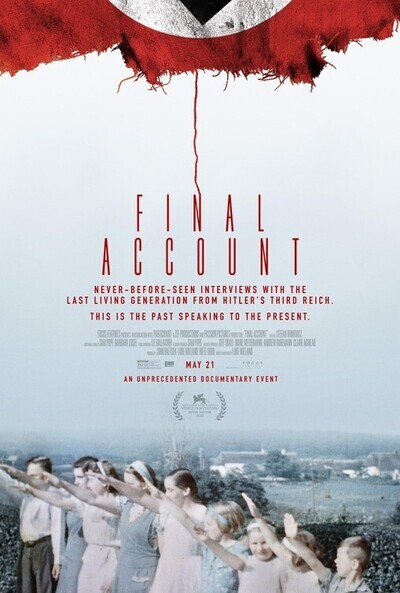 Final Account movie poster