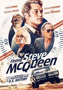 Widget finding mcqueen poster