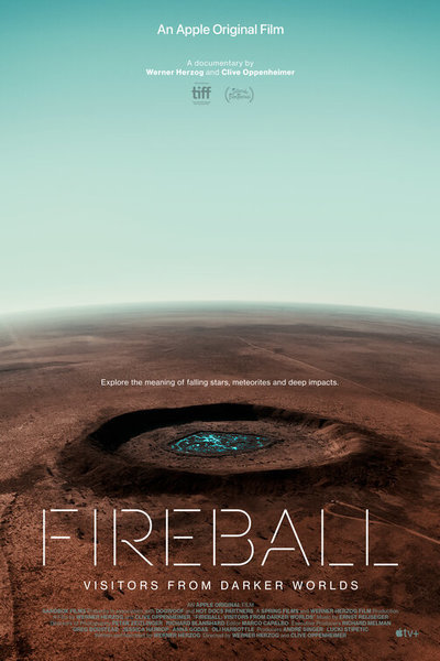 Fireball: Visitors From Darker Worlds movie poster