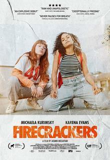 Widget firecrackers poster