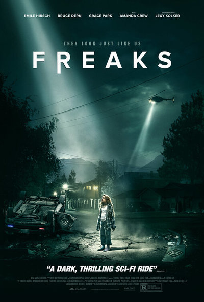 Freaks movie poster