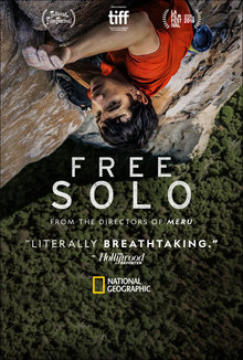 Widget free solo poster