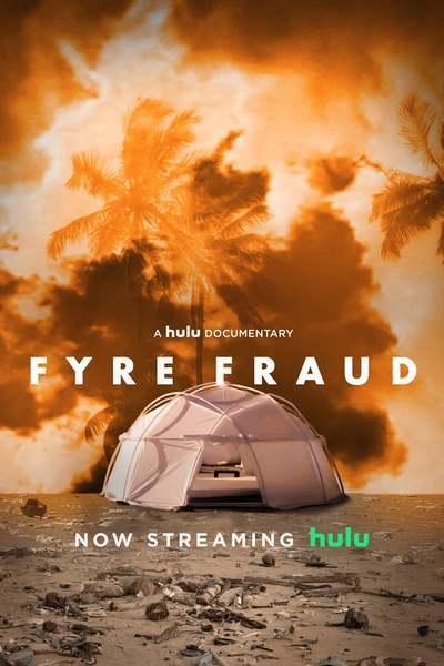 Fyre Fraud Movie Poster