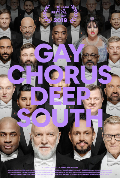 Gay Chorus Deep South movie poster
