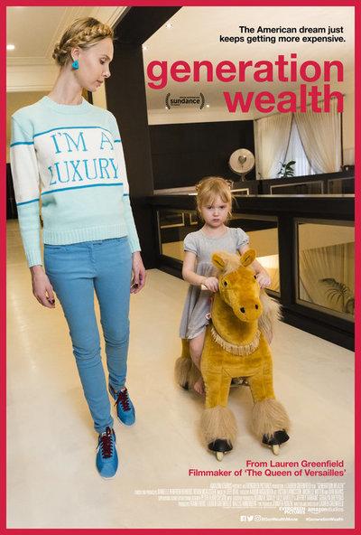 Generation Wealth movie poster