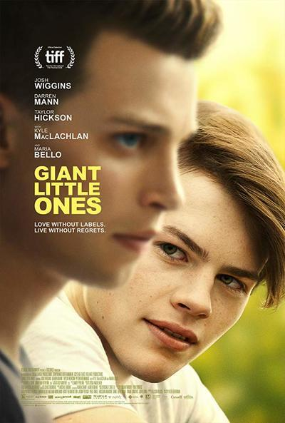 Giant Little Ones Movie Poster