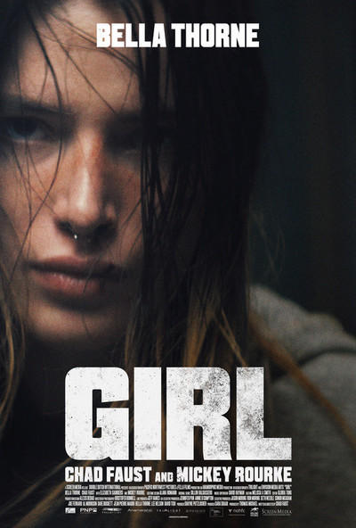 Girl movie poster
