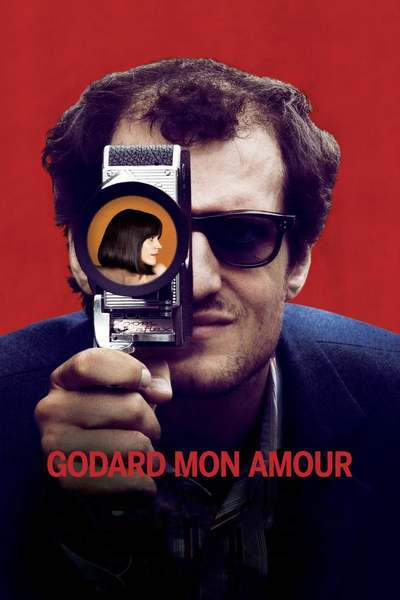 Godard Mon Amour Movie Poster