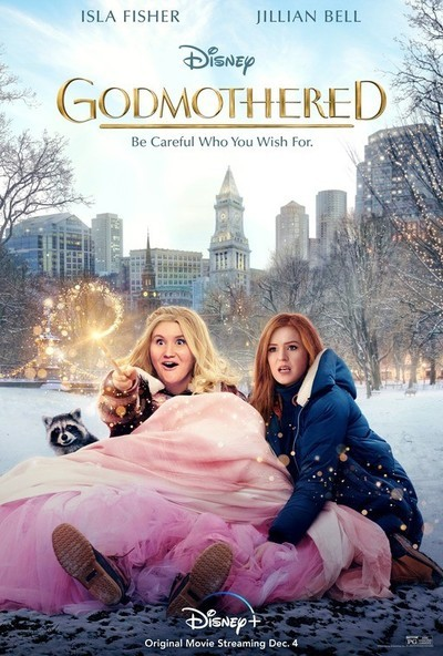Godmothered movie poster