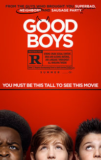 Widget good boys poster 1